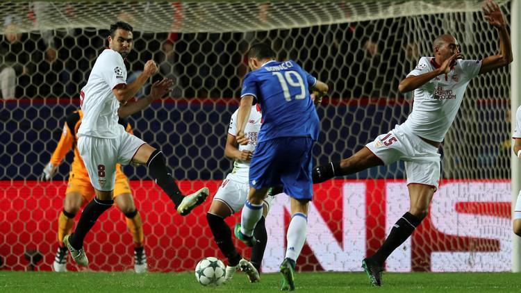 يوفنتوس إلى ثمن نهائي دوري أبطال أوروبا