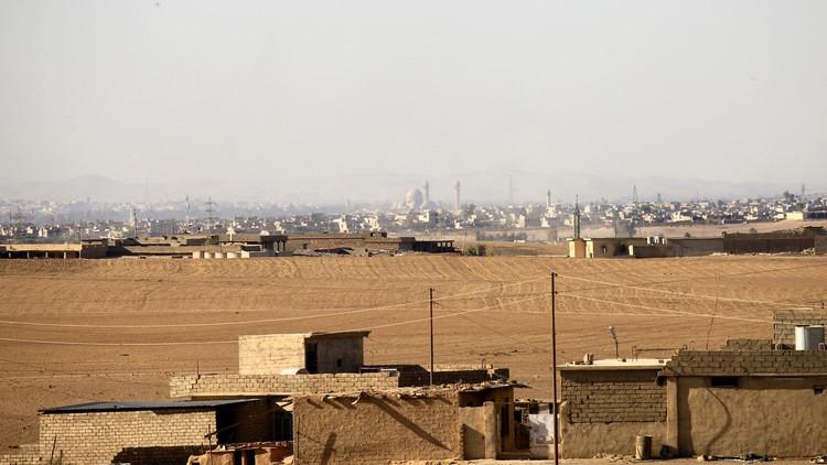 الحمر سيحررون الموصل
