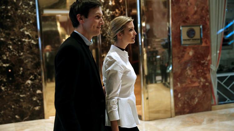 أبواب البيت الأبيض فتحت لترامب بفضل صهره!