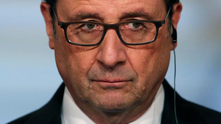 مجلس النواب الفرنسي يتراجع عن إقالة هولاند
