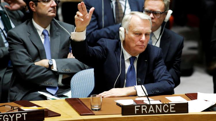 فرنسا مصرة على معاقبة دمشق بسبب الكيميائي
