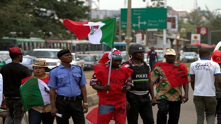 منظمة العفو تتهم نيجيريا بقتل 150 متظاهرا