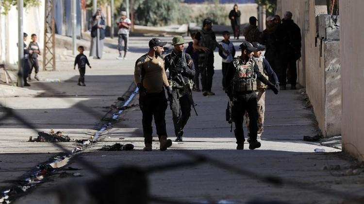 تنسيق بين الحشد والبيشمركة بعد عزل الموصل