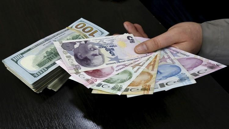 المركزي التركي يرفع سعر الفائدة الرئيسي والليرة تتراجع