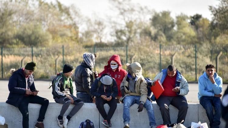 فقدان ثلث أطفال مخيم كاليه الفرنسي