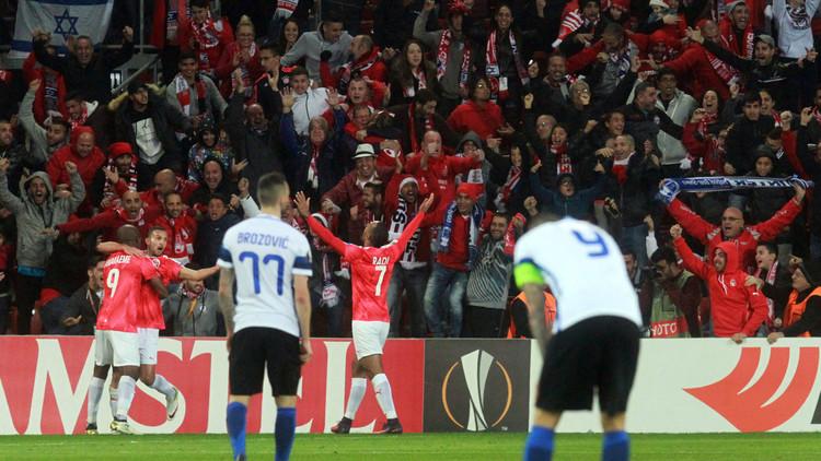 إنتر ميلان يودع مسابقة الدوري الأوروبي !