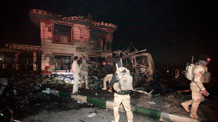 البيت الأبيض يدين الهجوم على الزوار الإيرانيين في العراق