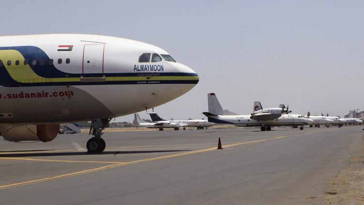 إثيوبيا تحتجز 20 طائرة مدنية  قادمة من السودان