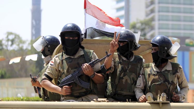 القاهرة تنفي إرسال قوات عسكرية إلى سوريا