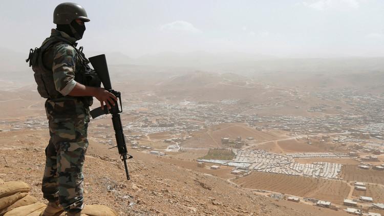 الجيش اللبناني يعتقل