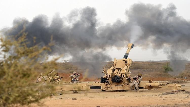 القوات السعودية تصد هجوما للحوثيين.. والمواجهات تتصاعد في تعز