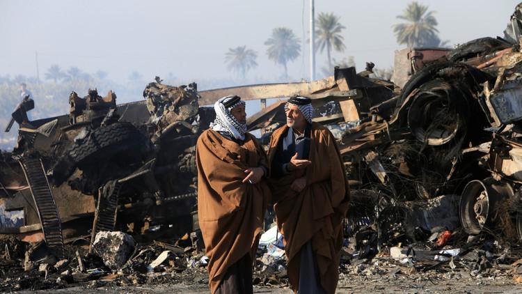نقل جثامين 71 من قتلى تفجير الحلة إلى إيران
