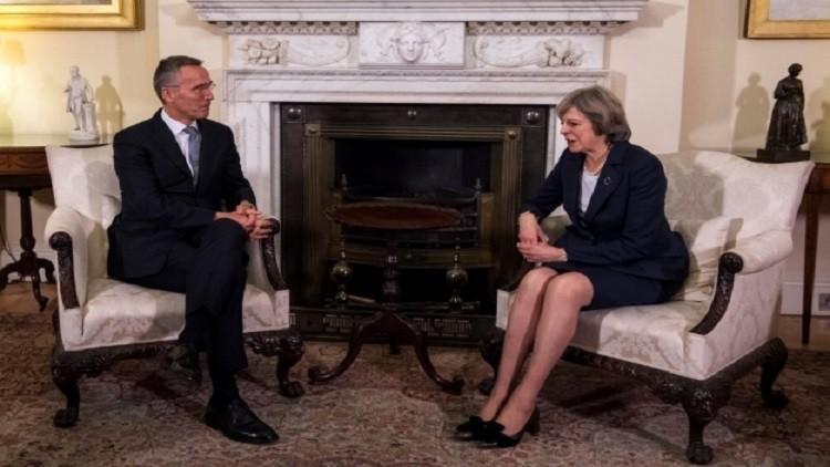الناتو ينصح الأوروبيين بالاقتداء بالبريطانيين