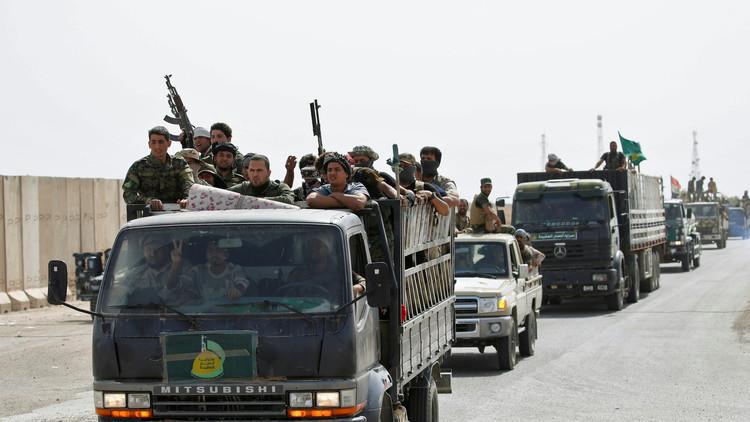 مجلس النواب العراقي يصوت بالأغلبية على قانون دمج الحشد الشعبي بالجيش