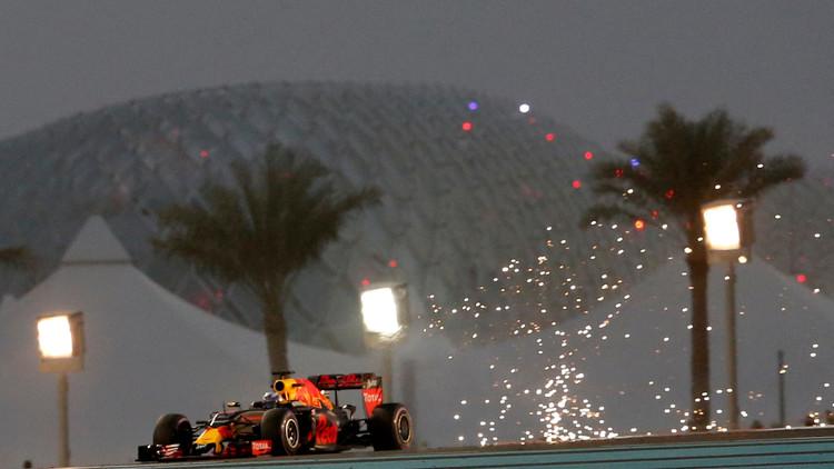 أبو ظبي تصمم عملة ذهبية للفورمولا 1 بـ