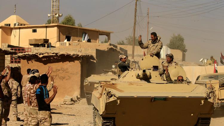 القوات العراقية تحرر مناطق جديدة في الموصل