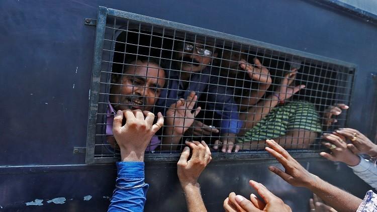 هجوم على سجن في الهند وتحرير سجناء