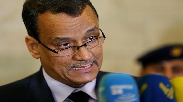 ولد الشيخ متفائل بإحلال السلام في اليمن قبل نهاية العام