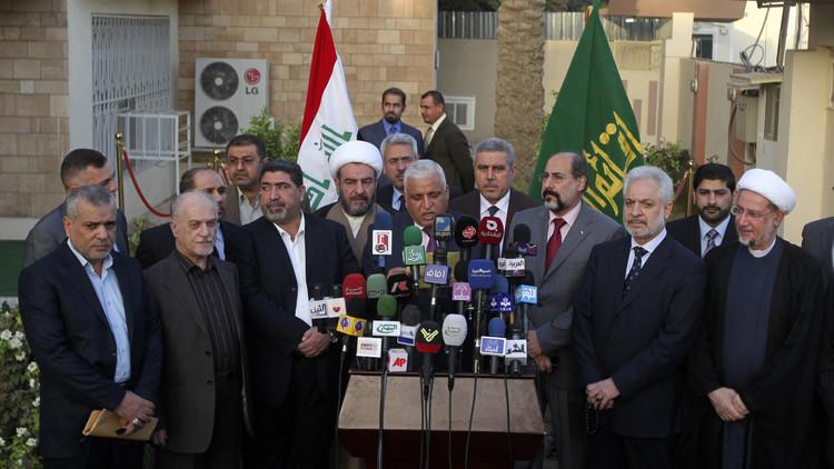 التحالف العراقي: سنحاسب من يصف الحشد بـ
