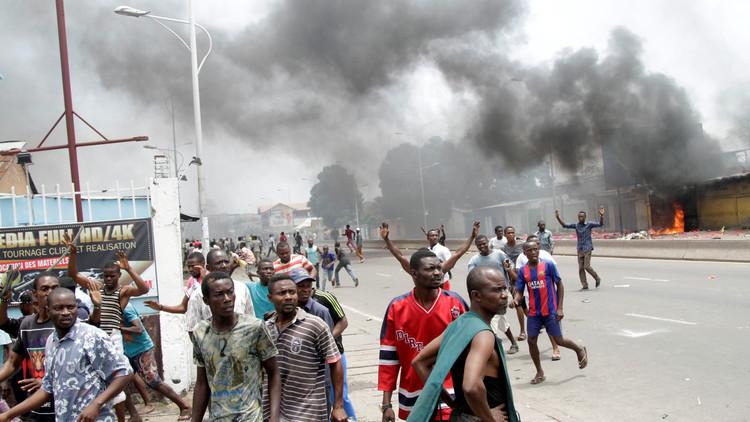 مقتل 30 مدنيا على يد مسلحين شرقي الكونغو