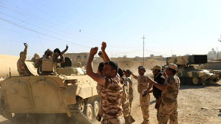 الحشد الشعبي يحرر قريتين في تلعفر غرب الموصل