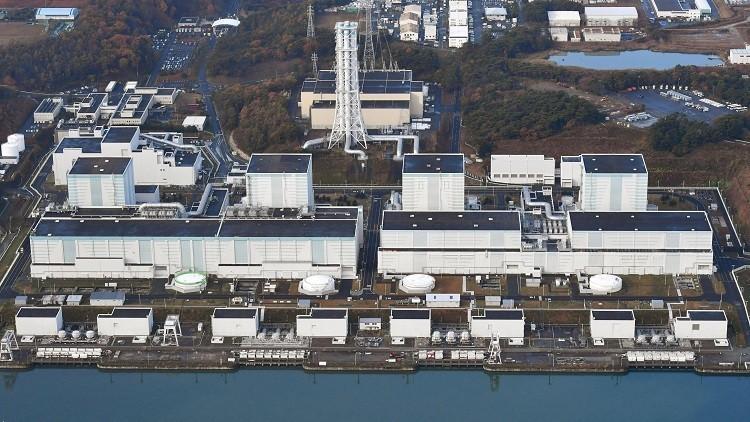 محطمة فوكوشيما – اليابان