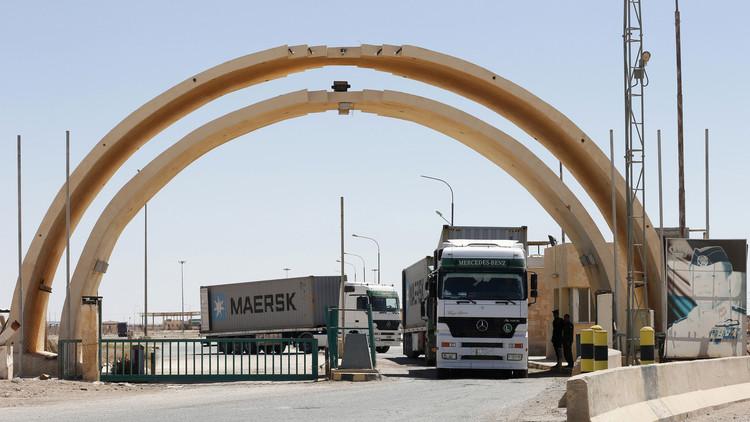 إعادة فتح المعبر البري بين العراق والأردن قريبا