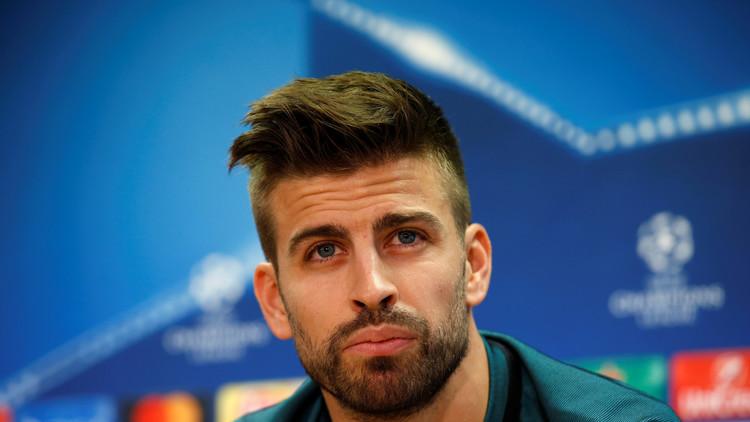 بيكيه ينتقد برشلونة بعد التعادل أمام سوسيداد
