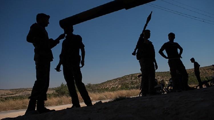 عسكريون مصريون يعملون في سوريا