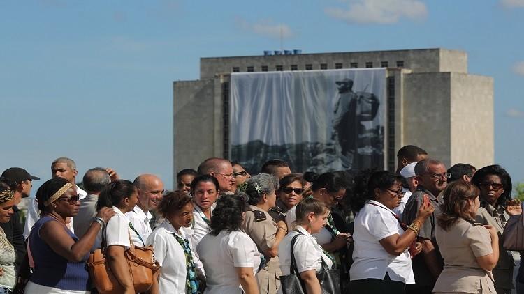 25 من قادة العالم يشاركون في وداع كاسترو