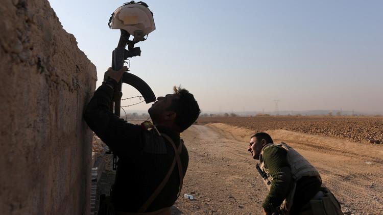 انطلاق عملية شرق الشرقاط وتطويق تلعفر في العراق