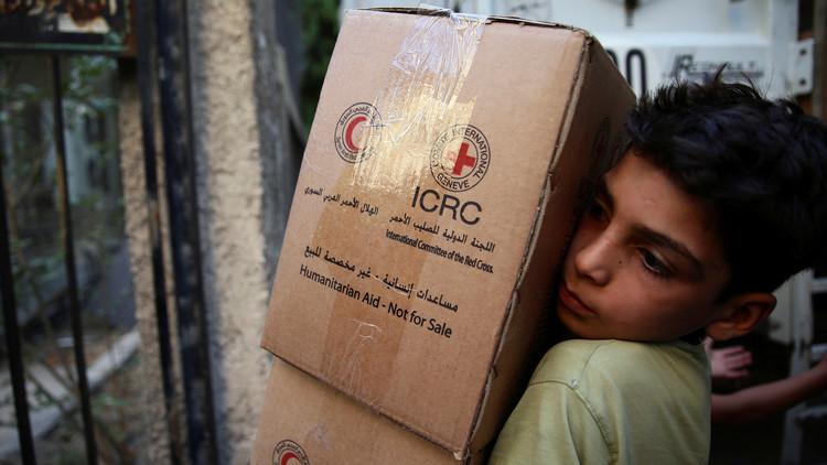 سوريا.. إرسال قوافل إنسانية ضمن اتفاق