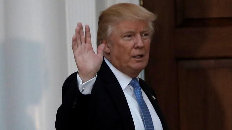 ترامب يقترح الحبس لمن يحرق العلم الأمريكي وسحب الجنسية منه