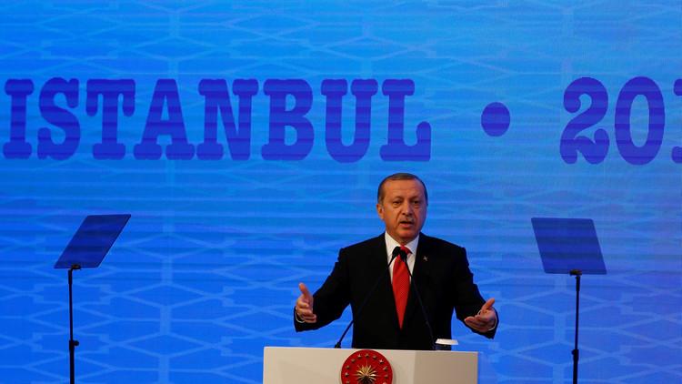 أردوغان: لدينا عدة بدائل عن الاتحاد الأوروبي