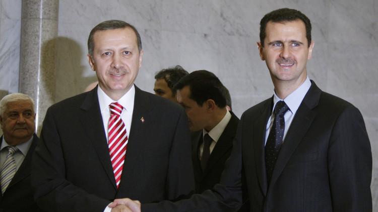 أردوغان: دخلنا سوريا لإنهاء حكم الأسد