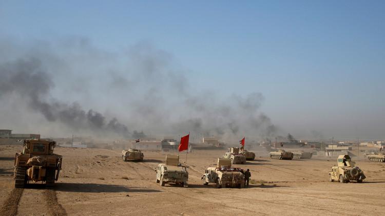 التحالف الدولي: معركة الموصل