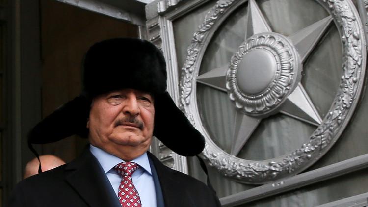 حفتر مخاطبا أعداء ليبيا: لا تتعبوا أنفسكم وأسلحتكم ستقع في أيدينا
