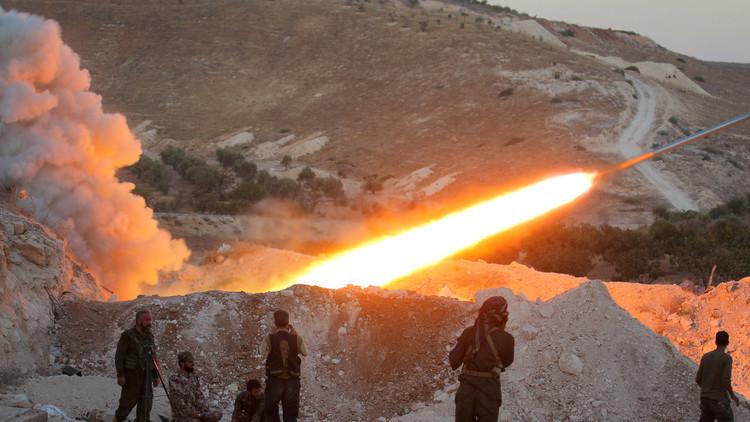 وكالة: قتيلان في قصف للمسلحين على مطار حماة العسكري