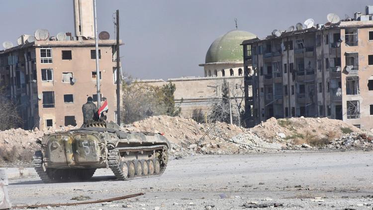 الجيش السوري يواصل عملياته في أرياف حمص وحماة وإدلب