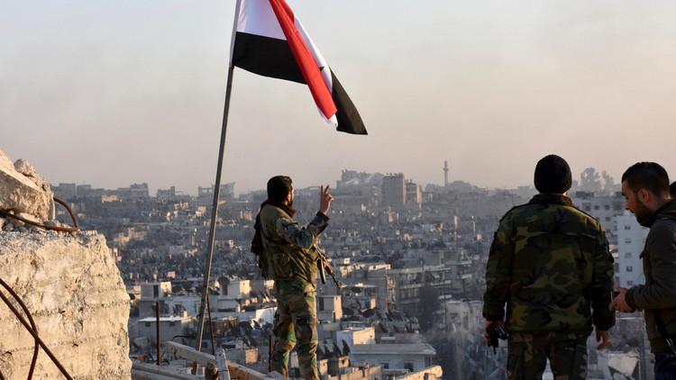 الجيش السوري يستعيد السيطرة على 16 من أحياء حلب الشرقية