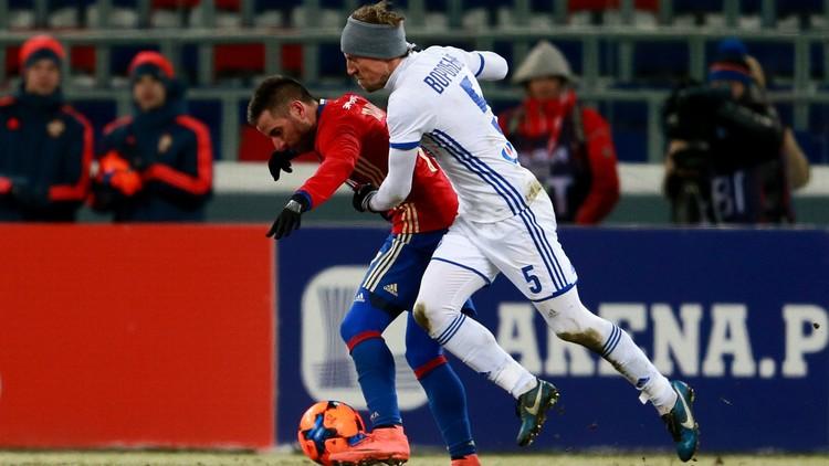 تسيسكا موسكو يكرم ضيفه أورينبورع بثنائية