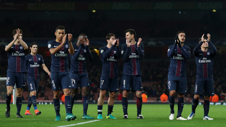 الأمراء يزحفون نحو صدارة الدوري الفرنسي