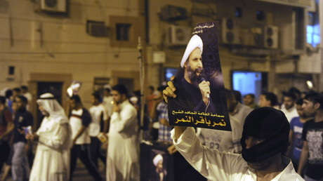 مظاهرات سابقة في القطيف