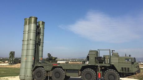 """منظومة """"إس-400"""" للدفاع الجوي الروسية"""