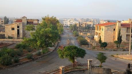 ضاحية الأسد غرب مدينة حلب، سوريا 29 أكتوبر 2016