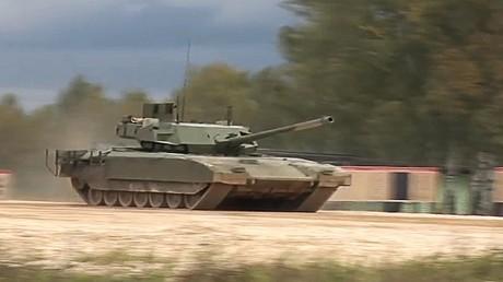 """دبابة """"T-14 Armata"""" الروسية"""