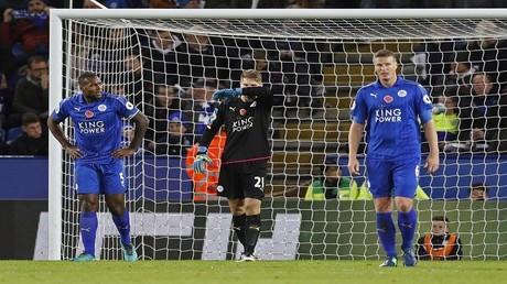 ليستر سيتي يواصل نزيف النقاط في الدوري الإنجليزي