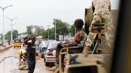 قوات الأمن المشتركة في نيجيريا