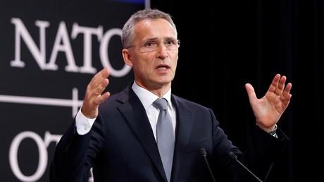 ينس ستولتنبرغ السكرتير العام لحلف الناتو