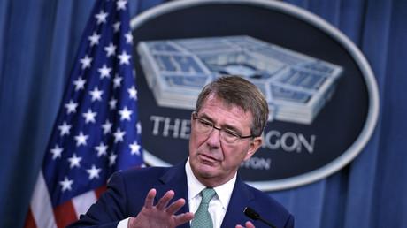 وزير الدفاع  الأمريكي آشتون كارتر - أرشيف